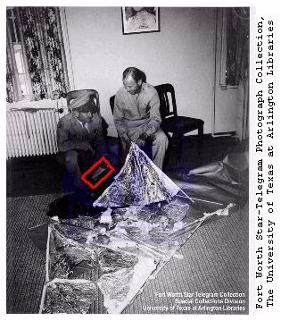 A report on the roswell mystery